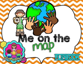 Me on the Map (Editable)