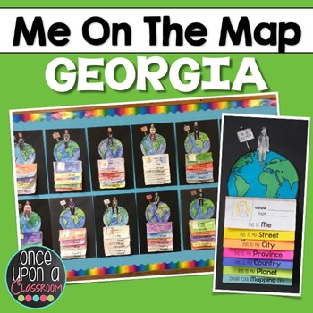 Me on the Map - Georgia!