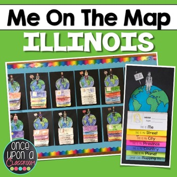 Me on the Map - Illinois!