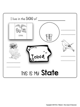 Me on the Map - Iowa