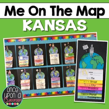 Me on the Map - Kansas