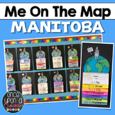 Me on the Map - Manitoba!