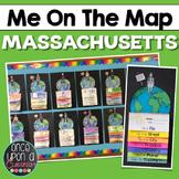Me on the Map - Massachusetts