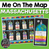 Me on the Map - Massachusetts