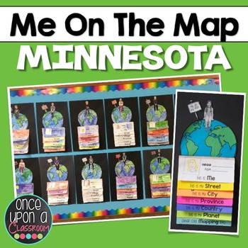Me on the Map - Minnesota