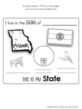 Me on the Map - Missouri