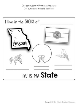 Me on the Map - Missouri