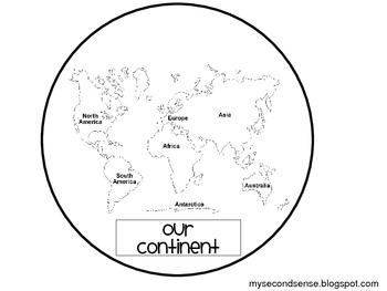 Me on the Map- NORTH CAROLINA