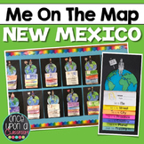 Me on the Map - New Mexico!