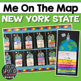 Me on the Map - New York State!