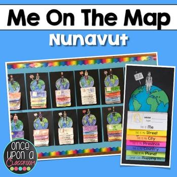 Me on the Map - Nunavut