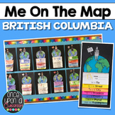 Me on the Map - British Columbia