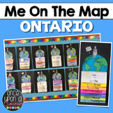 Me on the Map - Ontario