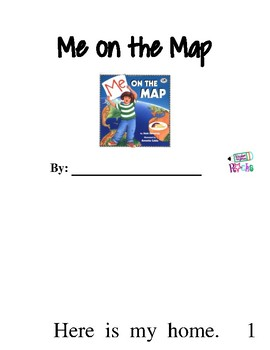 Me on the Map Reader