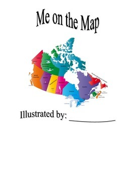 Me on the Map- Saskatchewan Edition