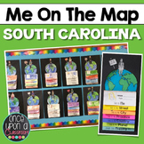 Me on the Map - South Carolina