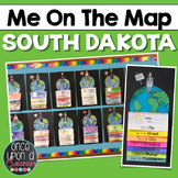 Me on the Map - South Dakota