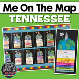 Me on the Map - Tennessee!