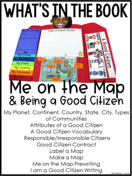 Me on the Map and Being a Good Citizen