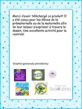 Me voici!~All about me! (French resource)