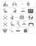 Meal Etiquette Visual Rules