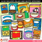 Meal Kits Food Clip Art