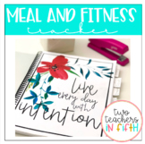 Meal and Workout Planner: For Teachers! (Personal Use)