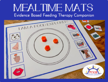 Mealtime Mats Evidence Based Feeding Therapy Companion