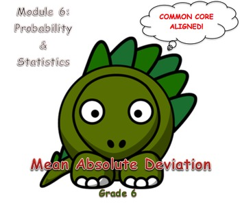 Mean Absolute Deviation (MAD)