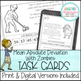 Mean Absolute Deviation Activity