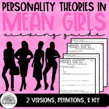 Mean Girls Psychology Movie Questions
