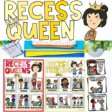 """""""The Recess Queen"""" Bullying Prevention Resource Pack!"""