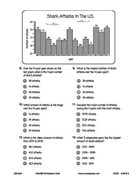 Mean, Median, Mode And Range Quiz