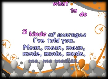Mean, Median, Mode - Music Video - Math Song