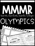 Mean, Median, Mode, Range Olympics