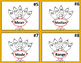 Mean, Median, Mode & Range Thanksgiving Turkeys Task Cards