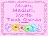 Mean, Median, Mode Task Cards