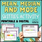 Mean, Median, Mode, and Range Activity or Assessment *Skittles!*