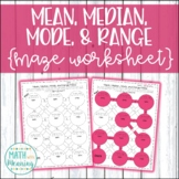 Mean, Median, Mode, and Range Maze Activity