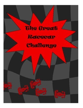 Mean, Median, Mode and Range Racecar Challenge