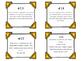 Mean, Median, Mode, and Range      Task Cards, Poem, Quick Check