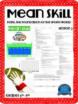 Mean Skill Lesson 3
