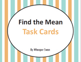 Mean Task Cards