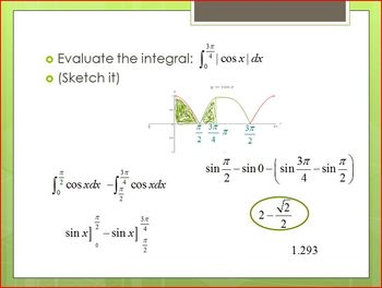 Mean Value Theorem Integrals (PP)