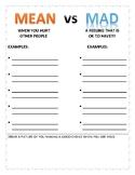 Mean versus Mad SocialSkills
