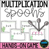 Multiplication Spoons Game