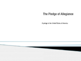 Meaning of the Pledge of Allegiance