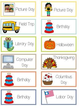 Meaningful Calendar Time in Preschool