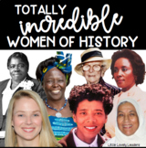 Meaningful Classroom Decor Posters: Powerful Women of History (growing bundle)