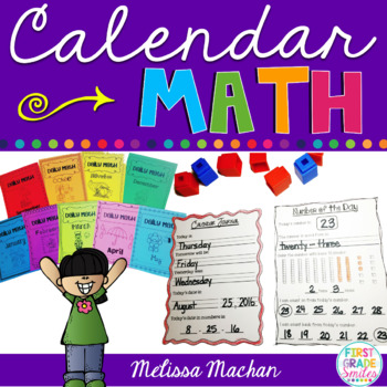 Number of the Day, Calendar, Weather - Daily Math